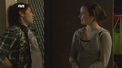Declan Napier, Kate Ramsay in Neighbours Episode 5856