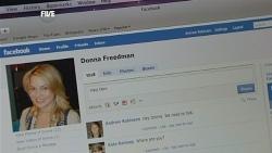 Donna Freedman in Neighbours Episode 5856