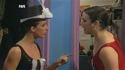 Candace Carey, Kate Ramsay in Neighbours Episode 5857