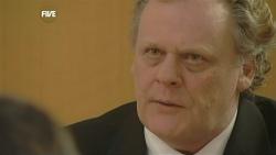 Magistrate Paul O'Regan in Neighbours Episode 5857
