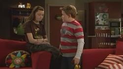 Sophie Ramsay, Callum Jones in Neighbours Episode 5858