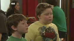 Ben Kirk, Callum Jones in Neighbours Episode 5860