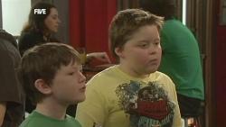 Ben Kirk, Callum Jones in Neighbours Episode 5860