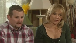 Toadie Rebecchi, Steph Scully in Neighbours Episode 5861