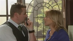 Toadie Rebecchi, Steph Scully in Neighbours Episode 5863