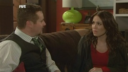 Toadie Rebecchi, Libby Kennedy in Neighbours Episode 5863