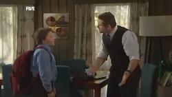 Callum Jones, Toadie Rebecchi in Neighbours Episode 5864