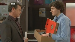 Paul Robinson, Harry Ramsay in Neighbours Episode 5864