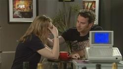 Sonya Mitchell, Lucas Fitzgerald in Neighbours Episode 5864