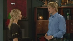 Donna Freedman, Andrew Robinson in Neighbours Episode 5864