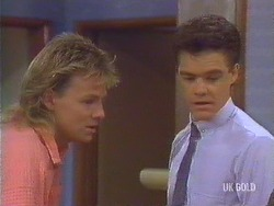 Scott Robinson, Paul Robinson in Neighbours Episode 0433