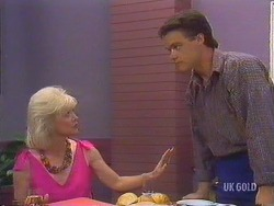 Rosemary Daniels, Paul Robinson in Neighbours Episode 0433