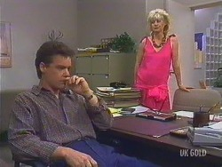 Paul Robinson, Rosemary Daniels in Neighbours Episode 0433