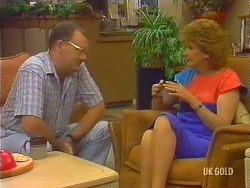 Harold Bishop, Madge Bishop in Neighbours Episode 0434