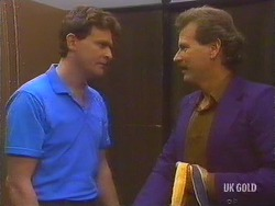 Des Clarke, Parnell in Neighbours Episode 0434