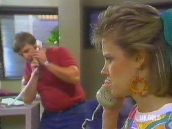 Brody, Daphne Clarke in Neighbours Episode 0435