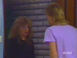 Charlene Mitchell, Scott Robinson in Neighbours Episode 0435
