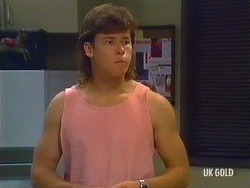 Mike Young in Neighbours Episode 0436