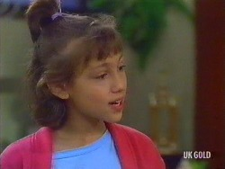 Lucy Robinson in Neighbours Episode 0436