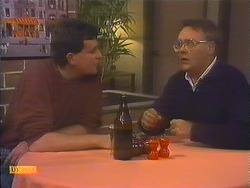 Des Clarke, Harold Bishop in Neighbours Episode 0815