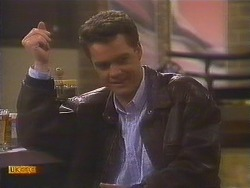 Paul Robinson in Neighbours Episode 0815