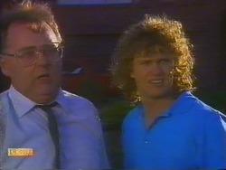 Harold Bishop, Henry Ramsay in Neighbours Episode 0817