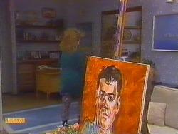 Sharon Davies in Neighbours Episode 0817
