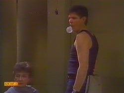 Nell Mangel, Joe Mangel in Neighbours Episode 0817