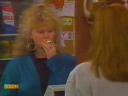 Sharon Davies, Vanessa in Neighbours Episode 0817
