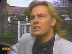 Scott Robinson in Neighbours Episode 0819