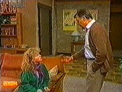 Sharon Davies, Harold Bishop in Neighbours Episode 0821