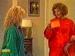 Sharon Davies, Madge Bishop in Neighbours Episode 0821
