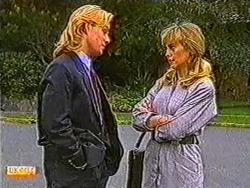 Scott Robinson, Jane Harris in Neighbours Episode 0821