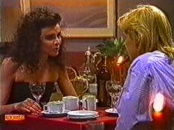 Sylvie Latham, Scott Robinson in Neighbours Episode 0821