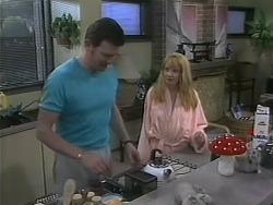 Des Clarke, Melanie Pearson in Neighbours Episode 1138