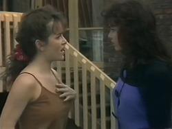 Christina Alessi, Caroline Alessi in Neighbours Episode 1138
