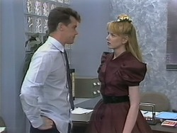 Paul Robinson, Melanie Pearson in Neighbours Episode 1138