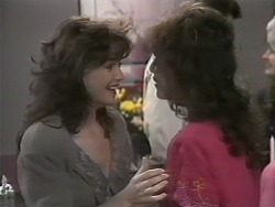 Caroline Alessi, Christina Alessi in Neighbours Episode 1139