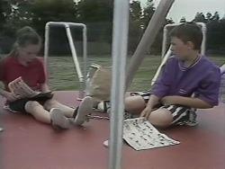 Lochy McLachlan, Toby Mangel in Neighbours Episode 1140