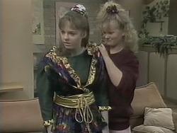 Lee Maloney, Sharon Davies in Neighbours Episode 1140