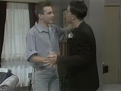 Nick Page, Matt Robinson in Neighbours Episode 1140