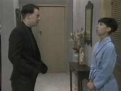 Matt Robinson, Hilary Robinson in Neighbours Episode 1140
