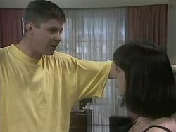 Joe Mangel, Kerry Bishop in Neighbours Episode 1141