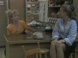 Sharon Davies, Bronwyn Davies in Neighbours Episode 1141