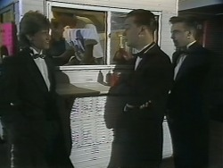 Ryan McLachlan, Matt Robinson, Nick Page in Neighbours Episode 1141