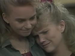 Bronwyn Davies, Sharon Davies in Neighbours Episode 1141