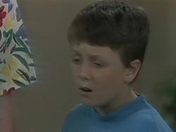 Toby Mangel in Neighbours Episode 1141