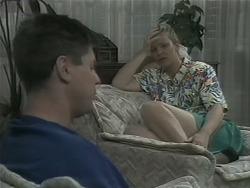 Joe Mangel, Noelene Mangel in Neighbours Episode 1142
