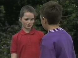 Lochy McLachlan, Toby Mangel in Neighbours Episode 1142