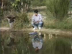 Josh Anderson in Neighbours Episode 1143